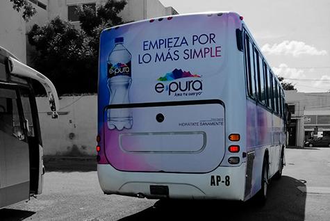 Epura - Ticket Publicitario
